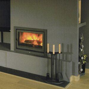 Flam Design Inbouwhaard - Inzethaard onderdelen