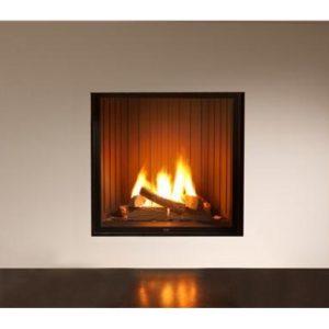 Flam Kwadra 80 Inbouwhaard - inzethaard onderdelen