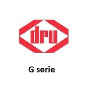Losse onderdelen DRU G serie