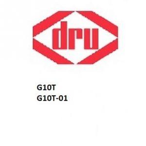 Losse onderdelen DRU G 10 modellen
