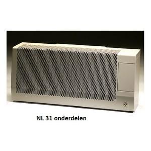 Losse onderdelen DRU NL modellen